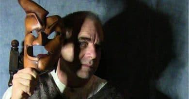 Peter Fock as Machiavelli