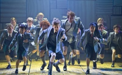 Australian cast of Matilda The Musical. Image by James Morgan