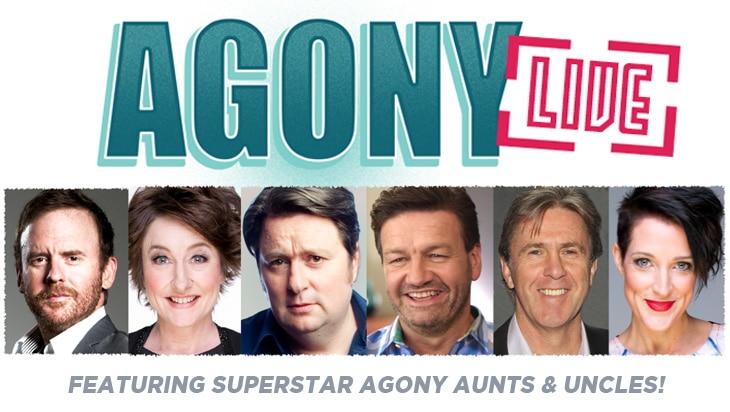 Adam Zwar Agony Live