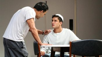 Sachin Joab and Shiv Palekar in Disgraced.
