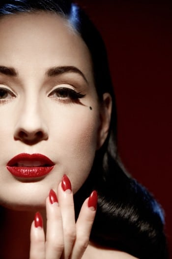 Dita Von Teese will headline at the Adelaide Cabaret Festival 2016. Image by Ali Mahdavi