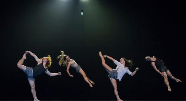 Sydney Dance Company's CounterMove. Image by Peter Greig