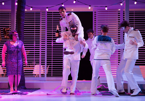 Much Ado About Nothing - QTC. Image Supplied.