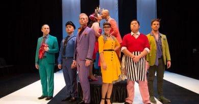 Il Signor Bruschino. Lyric Opera. Photo by Kris Washusen