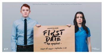 The stars of First Date