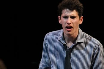 Alex Packard in Drift at ATYP.