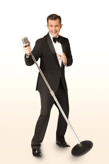 David Campbell will star as Bobby Darin. Image by Brian Greach