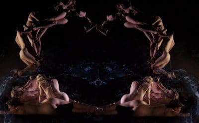 Tannhäuser– Image from Zoe Scoglio's video design