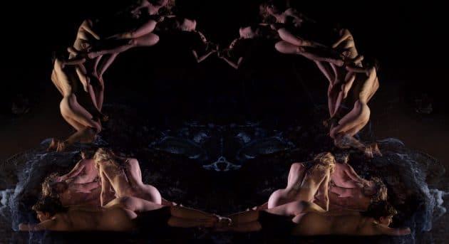 Tannhäuser– Image from Zoe Scoglio's video design
