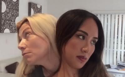 Debora Krizak and Rowena Vilar are Daisy and Violet Hilton?!