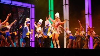 WAAPA legally blonde