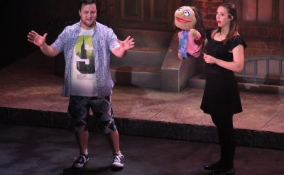 Avenue Q. Prince Moo Productions. Photo by Nicole Riseley