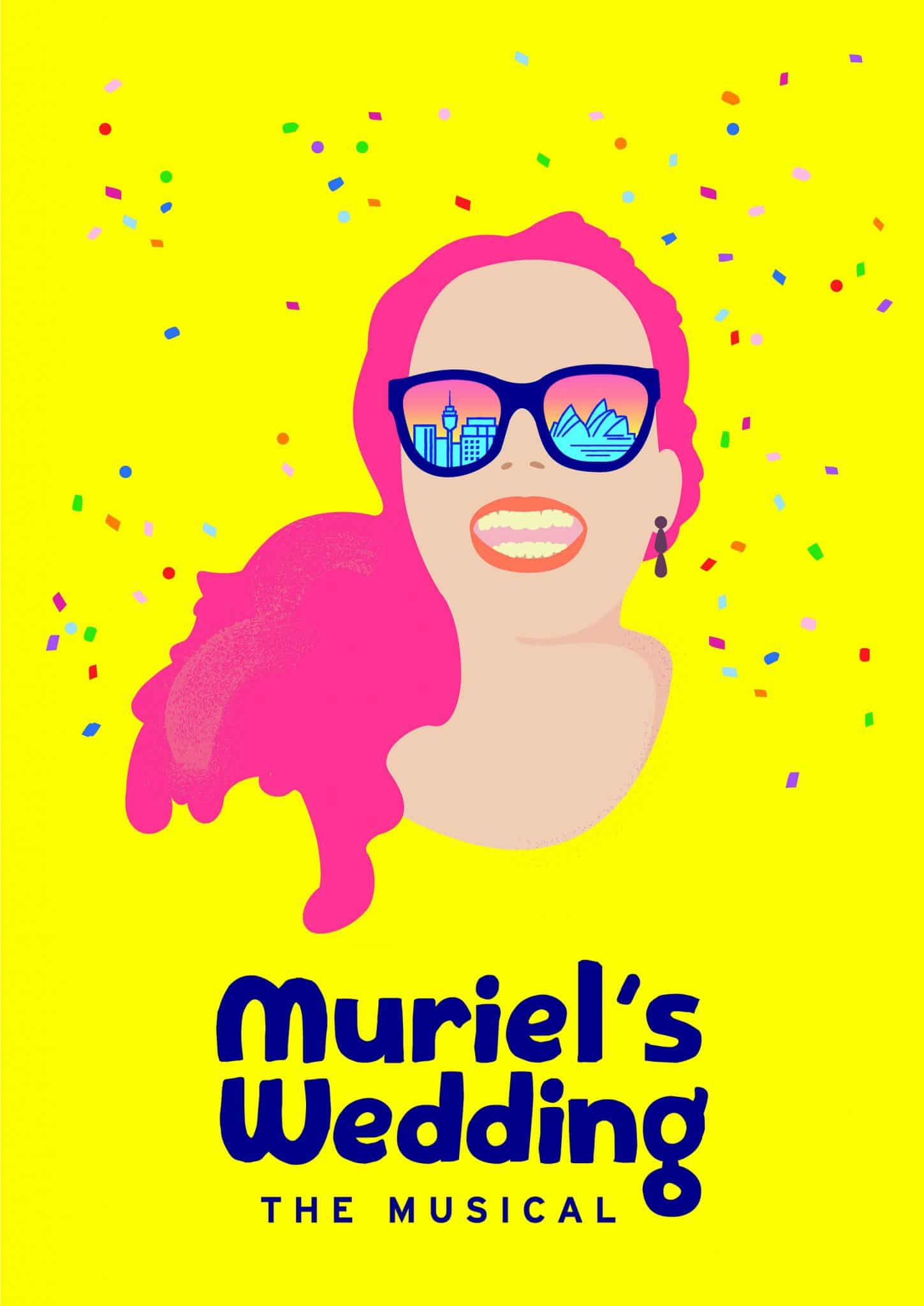 Muriels Wedding  Australian Cinema Movies Posters Vintage  Films