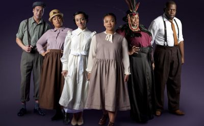 A Quick Chat With Robbie Carmellotti, director of StageArt's The Color Purple