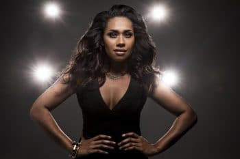 Paulini. Photo by Daniel Boud.