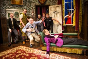 The Play That Goes Wrong - London Cast