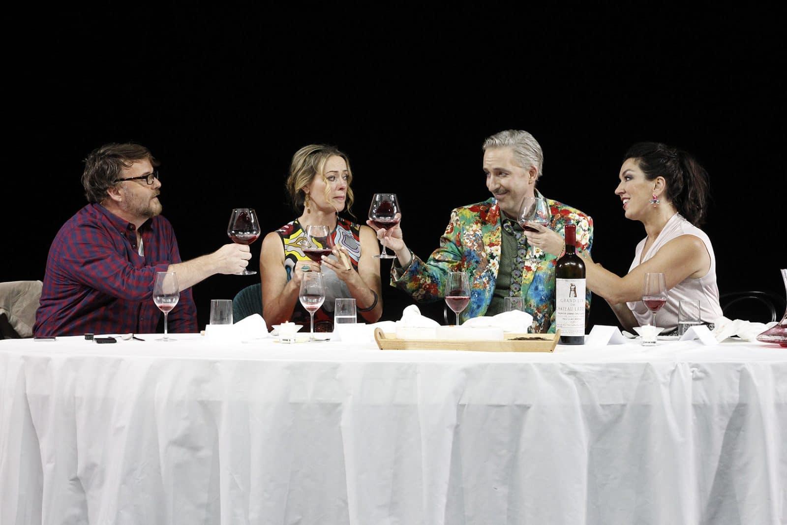 Banquet of Secrets (Victorian Opera, 2016)