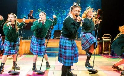 Our Ladies of Perpetual Succour. Melbourne Festival. Photo Supplied