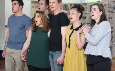 The Gathering: making a new Australian musical