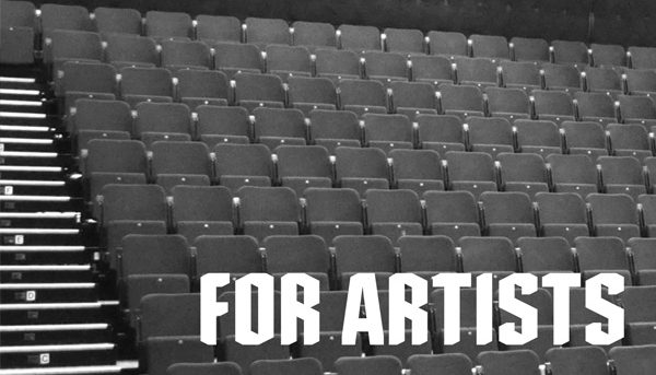 Queensland Theatre - Artist Initiative