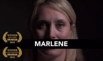 Marlene - Winner Best Actress at the One-Reeler short film competition