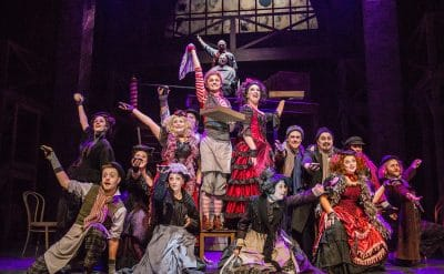 Sweeney Todd, NZ Opera, Civic Theatre, Auckland, New Zealand, Thursday, September 15, 2016. Photo: David Rowland / One-Image.com