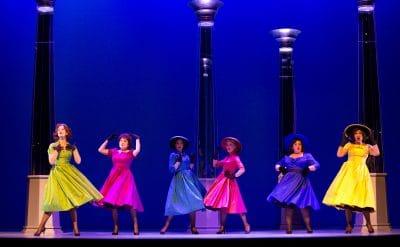 Cast of Ladies in Black. Credit: Lisa Tomasetti.