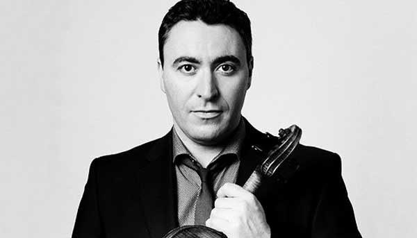 In Conversation with Maxim Vengerov. Image supplied.