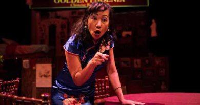 Single Asian Female - La Boite Theatre. Image supplied.