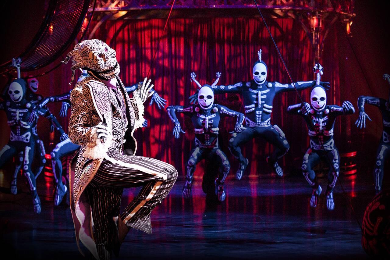 Kooza Cirque Du Soleil Reviews