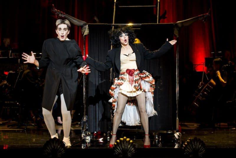 'Tis Pity. Victorian Opera. Kanen Breen & Meow Meow