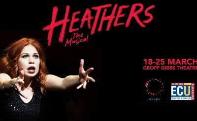 Win a double pass to WAAPA's Heathers in Perth