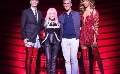 Jerry Mitchell on the healing power of Kinky Boots