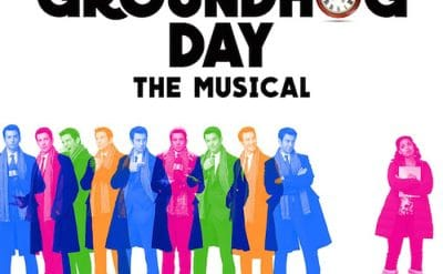 Listen to the first two songs from Tim Minchin's Groundhog Day online now