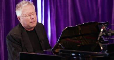 Alan Menken at Piano