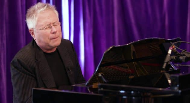 Alan Menken at Piano