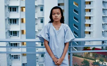 Merlynn Tong in Blue Bones. Image supplied.