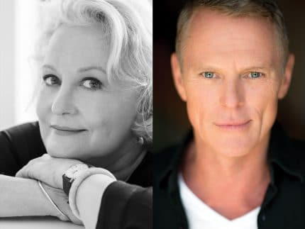 Kate Fitzpatrick and Michael Cormick star in Cabaret