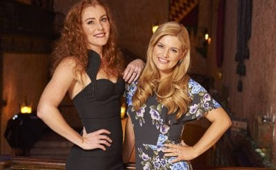 Jemma Rix and Lucy Durack | Photo by Brian Geach