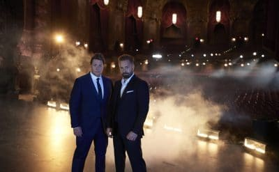 Michael Ball & Alfie Boe | Image Supplied