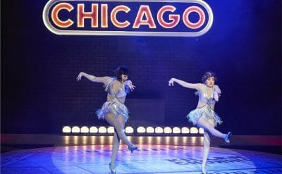 'CHICAGO' 3rd Year Music Theatre Production - WAAPA Production 2017 / Photography © Jon Green 2017 - All Rights Reserved