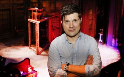 Stephen Oremus on the empowering message of Kinky Boots