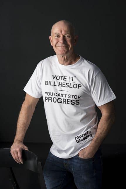 Vote 1 Bill Heslop