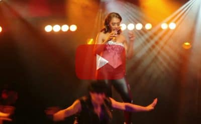 Video: The Bodyguard hits Melbourne