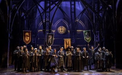 Harry Potter and the Cursed Child Original London Company | photo by Manuel Harlan