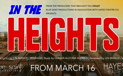 In The Heights comes to The Hayes