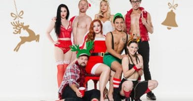 A Very Naughty Christmas. Image supplied.