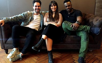Ryan Gonzalez, Olivia Vasquez, Tim 'Timomatic' Omaji will star in In The Heights