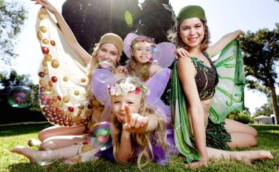 Win a double pass to Australian Shakespeare Company's production of Tinkerbell and the Dream Fairies in Athenaeum in Melbourne