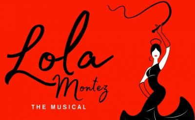 Lola Montez the Musical returns to the stage for 60th anniversary concert